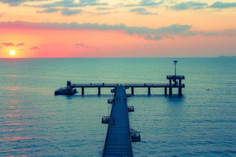 Bulharsko, cestování, moře, dovolená