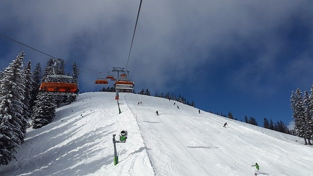 Rakousko, zimní dovolená, lyžování, sporty, wellness, hotely, penziony