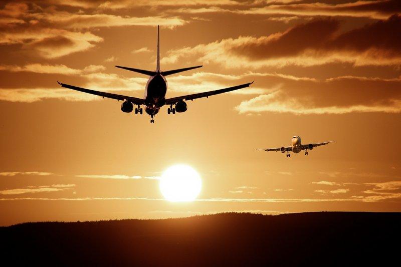 let, létání, dovolená, letiště