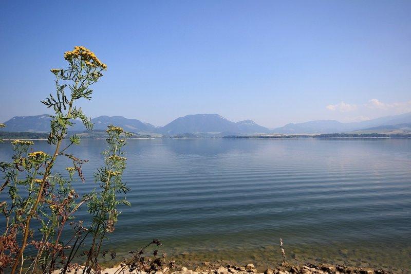 Slovensko, jezera, koupání, termální koupaliště, lázně