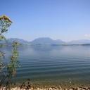 Slovenská jezera lákají v létě, na podzim i v zimě
