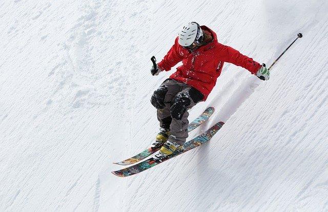 sport, zima, lyžování, zimní sporty