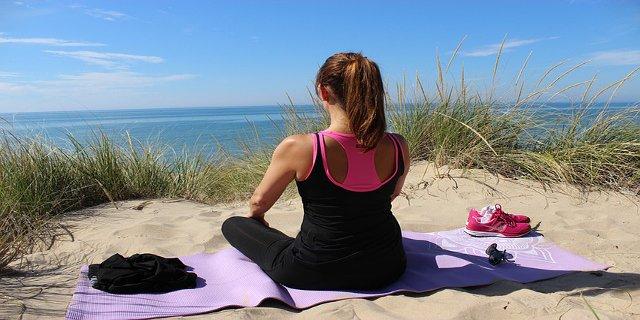 cvičení, dieta, hubnutí, stres