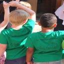 Děti mají lepší studijní výsledky, když mají více pohybu