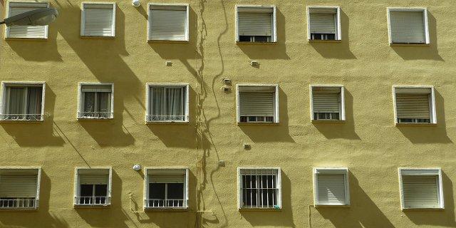 okna, plíseň, rošení oken, větrání