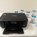 3 kroky rychlé výměny inkoustu v náplni tiskárny