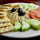 Hummus je výborná a zdravá pomazánka, kterou si snadno vyrobíte i doma