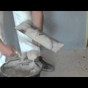 Ručně a správně omítat stěny sádrovými omítkami - video