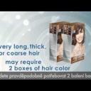 Namíchat barvu na vlasy je umění - video