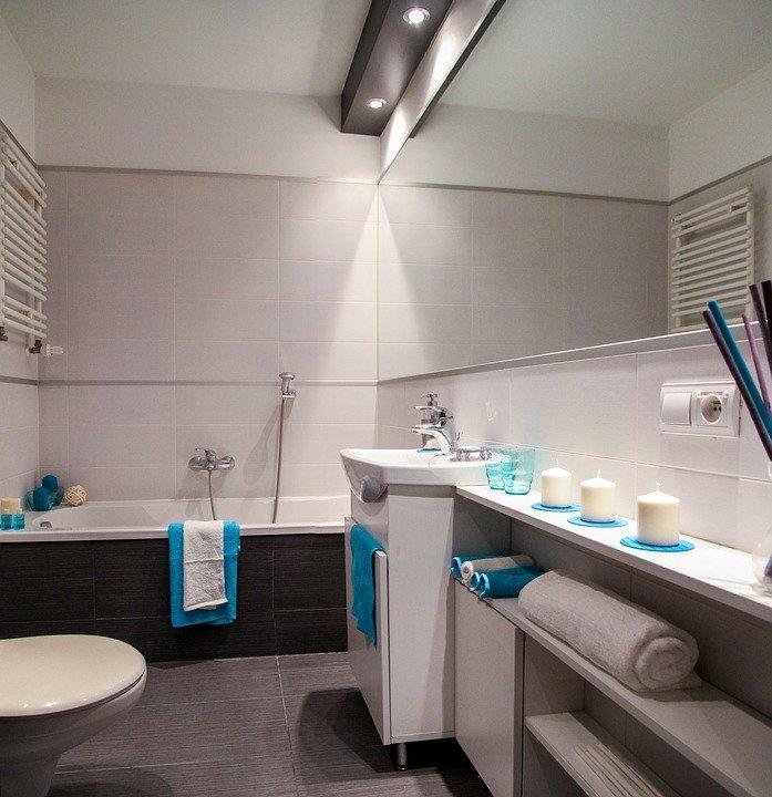 koupelna, sušení ručníků, teplo vkoupelně, radiátor
