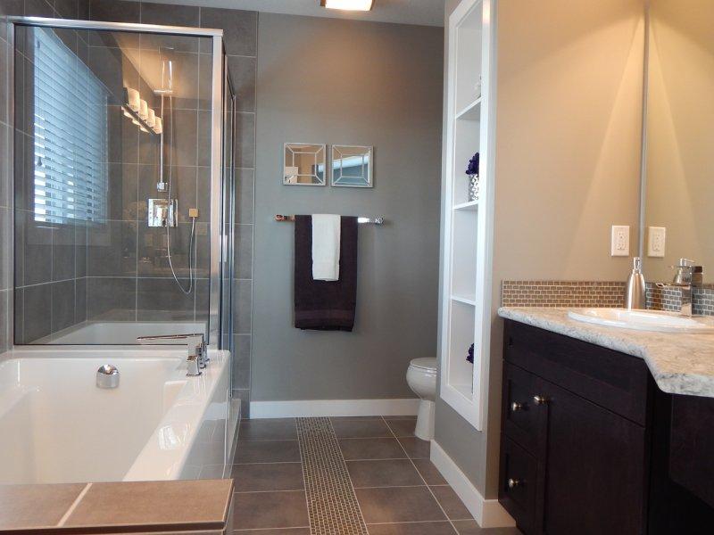 sprchový panel, sprcha, voda, koupelna, relaxace