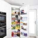 Jak uspořádat potraviny v chladničce, aby se nemusely zbytečně prošlé vyhazovat?