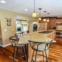 Kuchyňský ostrůvek - moderní a praktický doplněk kuchyňské linky