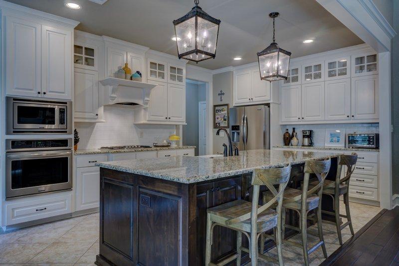 osvětlení, kuchyně, LED osvětlení, světlo pod kuchyňskou linku