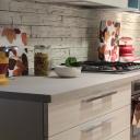 Tipy, jak stolovat a vařit v malé kuchyni