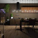 Tmavá kuchyňská deska - elegance a krása v kuchyni