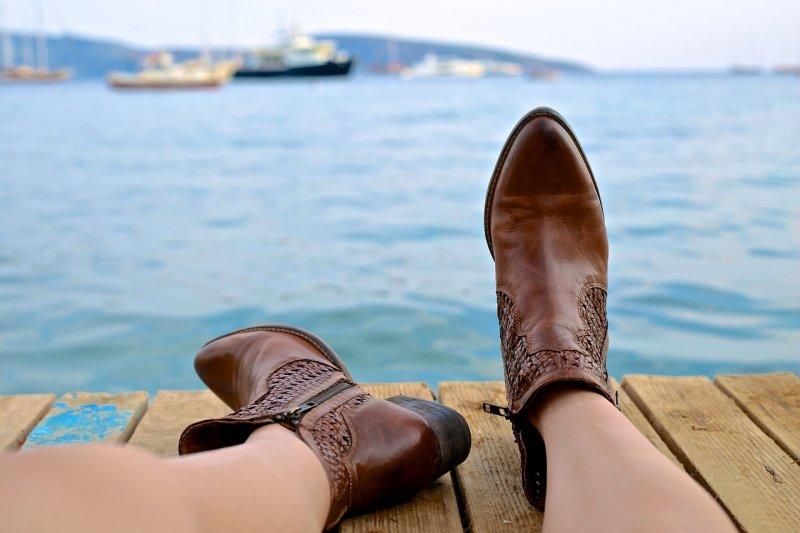 boty, mules, styl. dámská obuv, tenisky
