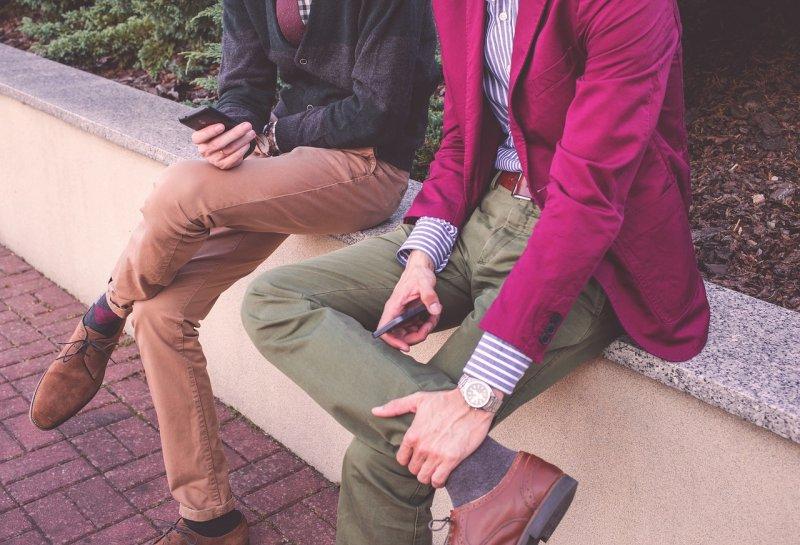 oblečení, ženy, styl, móda