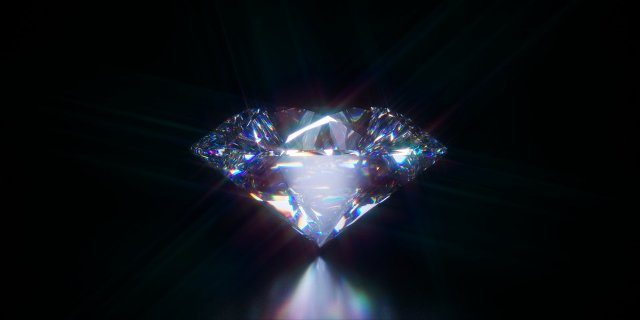šperky, diamant, briliant, originální šperky, drahokamy