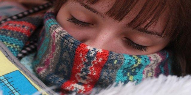zima, podzim, zimní oblečení, módní doplňky, šála