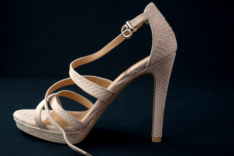 boty, sandály, ženy, štíhlé nohy