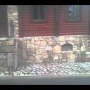 Kamenná obezdívka domu s kamenným sklepem - video
