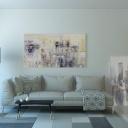 Jak správně umístit sedací soupravu, aby zůstal obývací pokoj vzdušný?