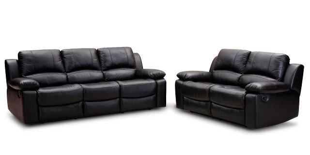 kůže, kožená sedací souprava, bydlení, obývací pokoj, sezení