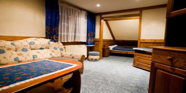 Obývací pokoj - funkční zóny