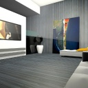 Obývací pokoj - místo pro odpočinek a relax