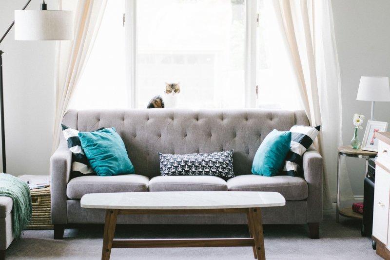 bydlení, interiér, barvy, bytové doplňky