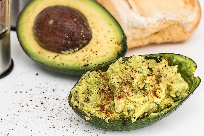 avokádo, zdravá strava, vitaminy, minerály