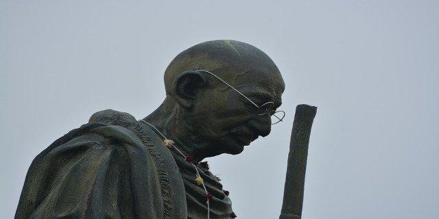 Mahátma Ghándí, štěstí, život, šťastný život, citáty