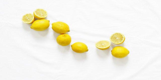 zdraví, ajurvéda, voda, citron