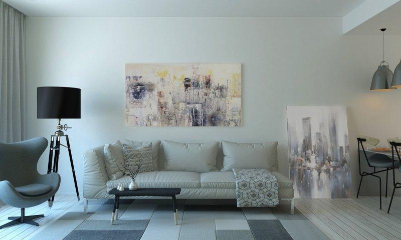 osvětlení, obývací pokoj, bydlení, světlo, relaxace