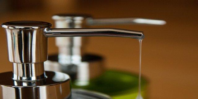 mýdlo, infekce, antibakteriální, zdraví, ekologie