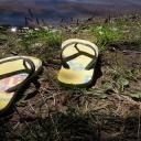 Boty na léto? A proč by to nemohly být žabky!