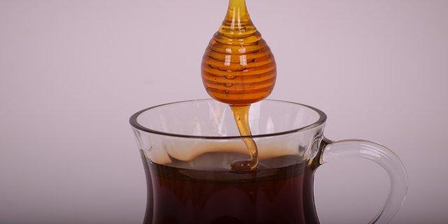 medový peeling, medová maska, med