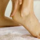 Tvrdá kůže na chodidlech - hyperkeratóza