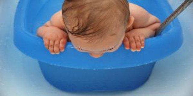 děti, voda, plavání dětí, kojenci