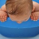 Plavání kojenců pod vedením odborníka