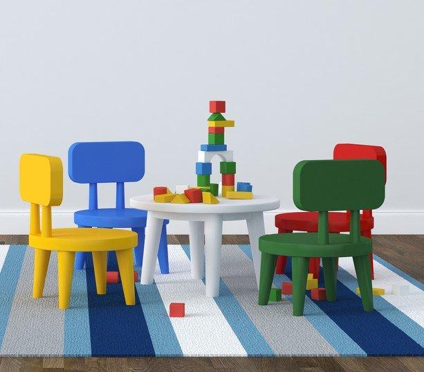 dětský pokoj, koberce, kusový koberec, podlahy, bydlení
