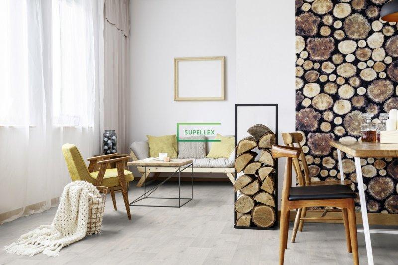 bydlení, podlahy, PVC podlahová krytina,