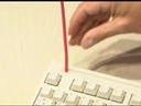 Zkuste si vyrobit svítící klávesnici - video