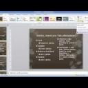 Nastavte si motiv prezentace v PowerPointu 2010  - video