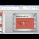 Naučíme vás pracovat v PowerPointu 2010 s předlohou - video