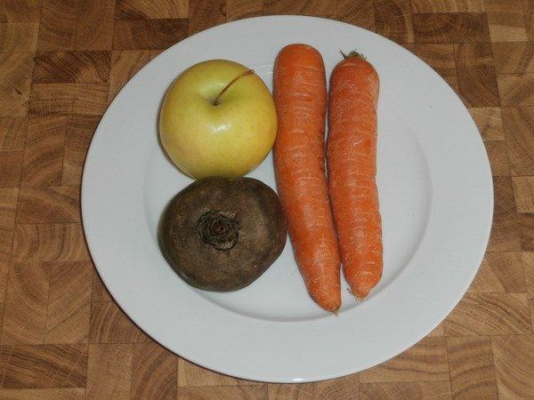 energie, zdraví, řepa, jablka, nápoj zřepy, imunita