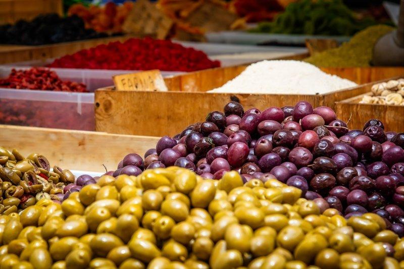 olivy, zdraví, vitaminy, rakovina, hubnutí