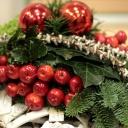 Jablko patří k Vánocům