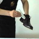 Jak vyčistit silně znečištěné boty z hladké kůže - video